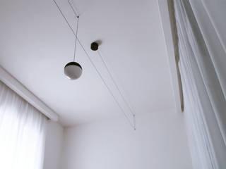Minimalistische Schlafzimmer von Melissa Giacchi Architetto d'Interni Minimalistisch