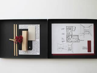 von Melissa Giacchi Architetto d'Interni Minimalistisch