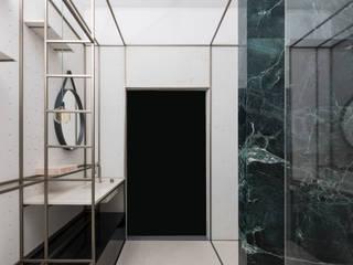 Modern Bathroom by studio wok Modern