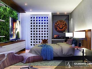 Gilberto Cardoso interiores BedroomAccessories & decoration