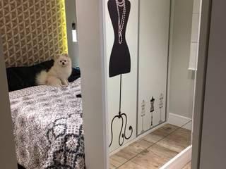 オリジナルスタイルの 寝室 の PB Arquitetura オリジナル