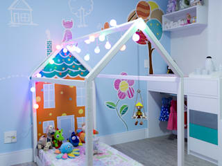 PB Arquitetura Nursery/kid's room