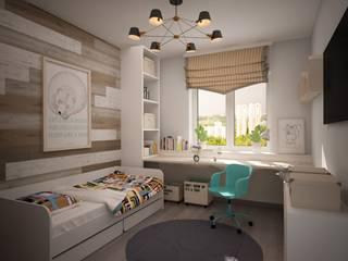 дизайн-бюро ARTTUNDRA Nursery/kid's room White