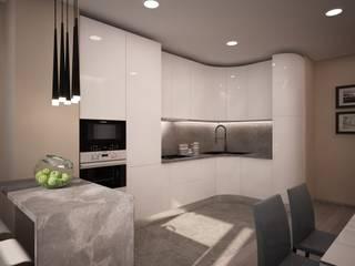 дизайн-бюро ARTTUNDRA Kitchen White