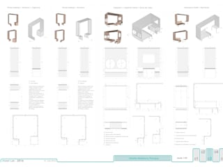 Mobiliario habitación de hotel.:  de estilo  de RR Estudio Interiorismo