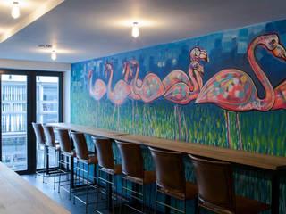 Ivy's Design - Interior Designer aus Berlin 藝術品照片與畫作 水泥 Multicolored