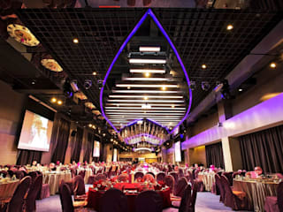 Hotel Orchard Park 桃禧航空城酒店 騰龘空間設計有限公司 屋頂