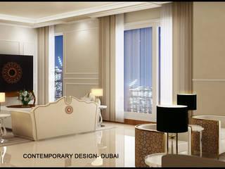 Interior Modern style bedroom by M'S ATELIER Modern
