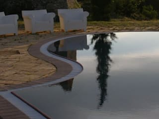 Country style pool by cristianavannini | arc Country