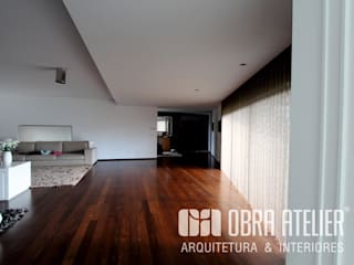 OBRA ATELIER - Arquitetura & Interiores Country style living room