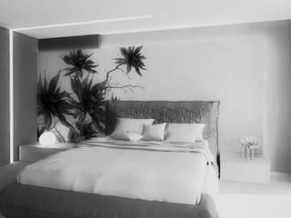 Arredamento di lusso: Camera da letto in stile  di Studio Architetto Maria Boldini
