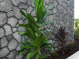 Decoraçao de pedra Escultural em Concreto por PEDRAS DE CIMENTO