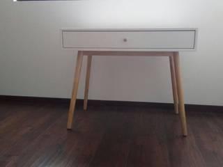 L´ ATELIERA HouseholdHomewares Wood White
