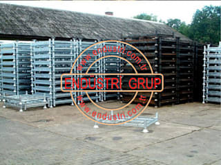 Endustri Grup-Demonte boru direkli raflı palet paletler manurack manubag fiyati imalatı ENDÜSTRİ GRUP