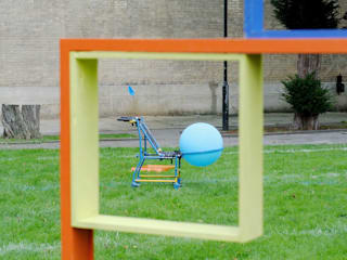 London Design Festival - BDT Headline Partners - Brixton Playing Fields by Studio HE (S /HE) Minimalist