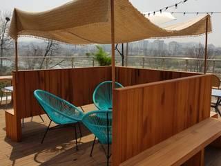 캐러멜라운지 Toit-terrasse