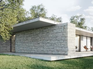 David Bilo | Arquitecto Minimalist house Granite