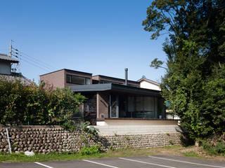 外観を見る: (株)建築デザイン研究所が手掛けた家です。