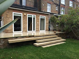 :  Garden by Landscaper in London