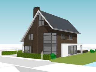 Villa de style  par Brand BBA I BBA Architecten