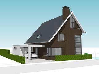 Villas by Brand I BBA Architecten, Country