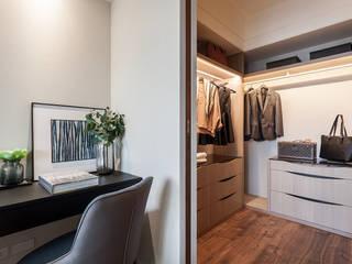 更衣室 鼎士達室內裝修企劃 更衣室