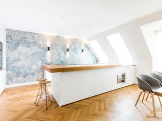 Modern Mutfak BESPOKE GmbH // Interior Design & Production Modern