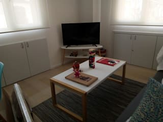 L´ ATELIERA Multimedia roomFurniture Wood White