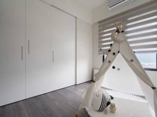 小人秘密空間2:  嬰兒/兒童房 by Moooi Design 驀翊設計