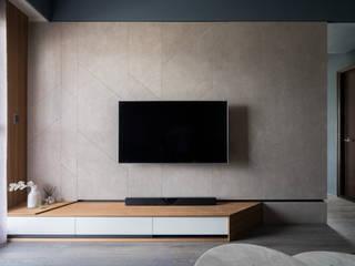 Scandinavian walls & floors by Moooi Design 驀翊設計 Scandinavian