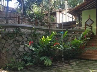 Casa de Praia por BSK Studio Tropical