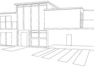 Residência Sustentável :   por Cassia Espada Arquitetura e Interiores
