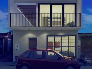 Variable Detached home Concrete White
