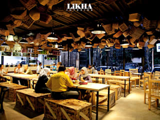 Likha Interior Gastronomy Plywood Wood effect