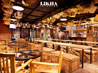 by Likha Interior Rustic