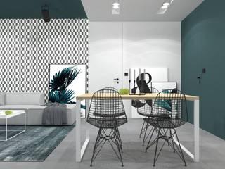Living room by DESIGN MY DEER