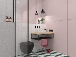 Bathroom by DESIGN MY DEER