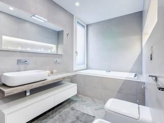 EF_Archidesign Minimalist style bathroom