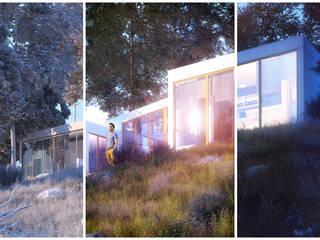 Silent House by VIZPIXEL STUDIO