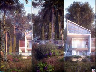 Mountain House by VIZPIXEL STUDIO