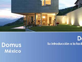 DOMUS MEXICO 1:  de estilo  por DOMUS MEXICO