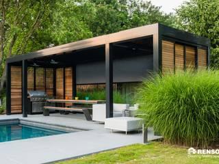 Loggia Modern terrace by Atria Designs Inc. Modern