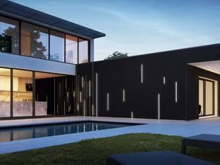 Linarte Modern houses by Atria Designs Inc. Modern