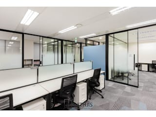 WITHJIS Partition Wall System - Biz Center Campus U by WITHJIS(위드지스) 모던