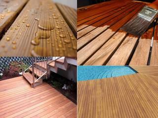 BOYACI DÜKKANI Pool Wood Wood effect