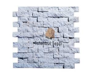 İSTANBUL TAŞÇI ® – Myra 2,5x5 cm Patlatma Taş Mozaik:  tarz