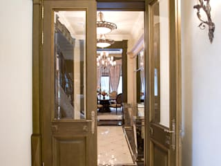 Объект : Жуковка, жилой дом 2000 м² от АФ НИКА