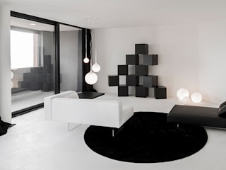 Living room by cristianavannini | arc,