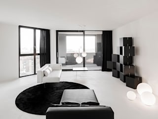 Minimalist living room by cristianavannini | arc Minimalist