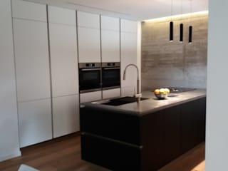 Kitchen by Formarredo Due design 1967,